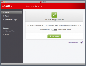 Avira-300x231 in Mein Mac Antiviren-Tipp: Avira Free Mac Security